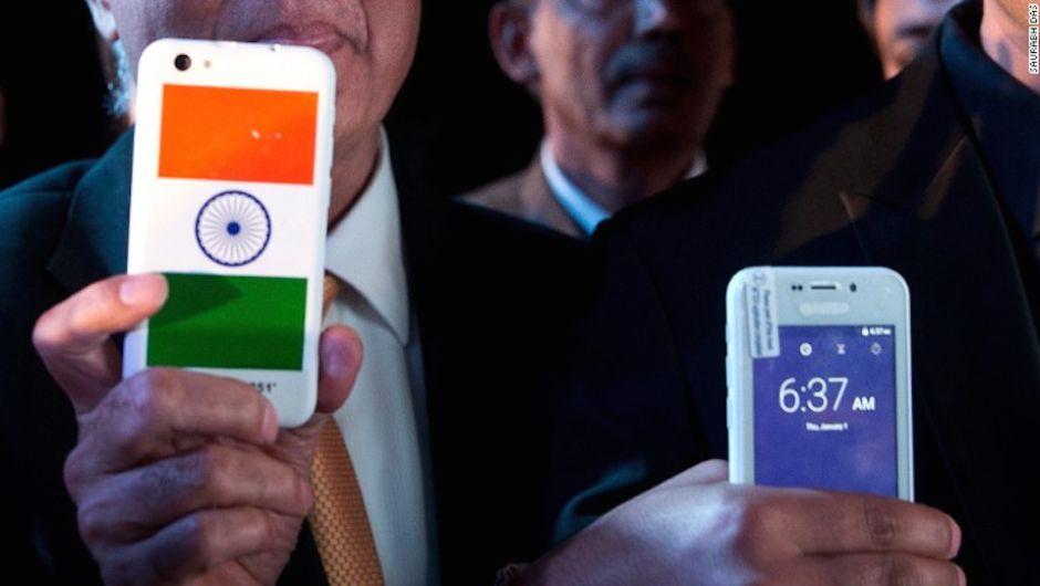 Smartphone a US$ 4: ¿broma o fraude?