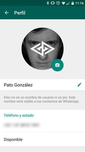 Asi lucira WhatsApp con su proxima actualizacion