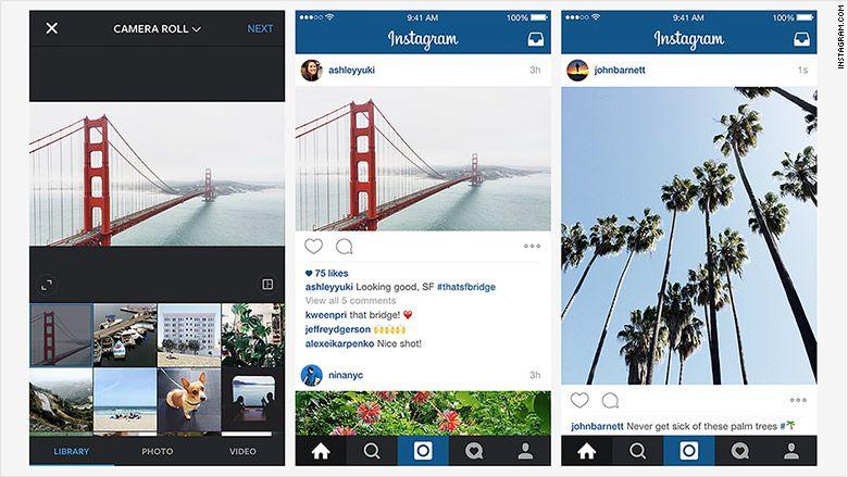 Los cambios de Instagram que han enfurecido a los usuarios
