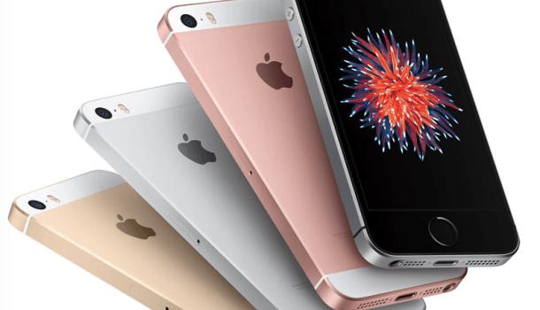 iPhone SE de 4 pulgadas: nunca Apple presentó un iPhone tan barato
