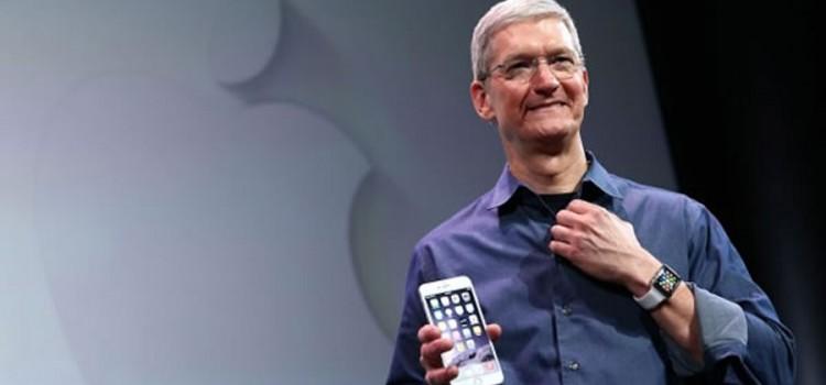Tim Cook: «No podremos vivir sin el nuevo iPhone»