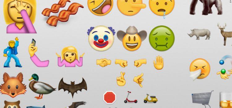 Prepárate para la nueva generación de emojis